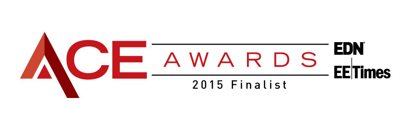 Peregrine Semiconductor has been named a finalist in 2015 EE Times and EDN ACE Awards in two categories—marketing team of the year and ultimate products, wireless/RF.
