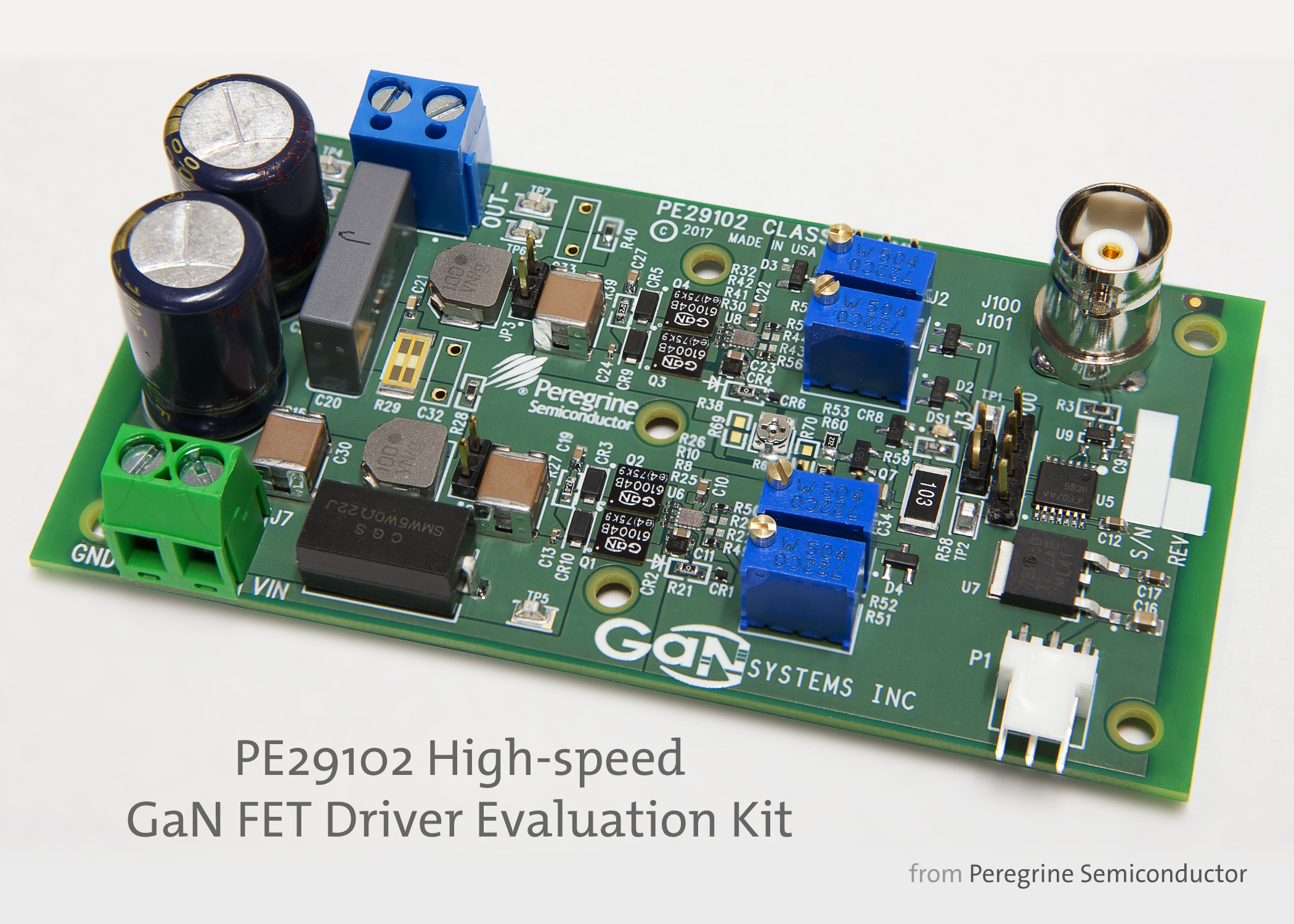 Peregrine's New FET Driver Brings Industry's Fastest