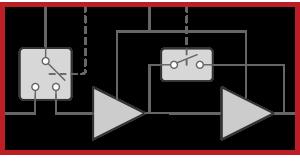 Single channel diagram