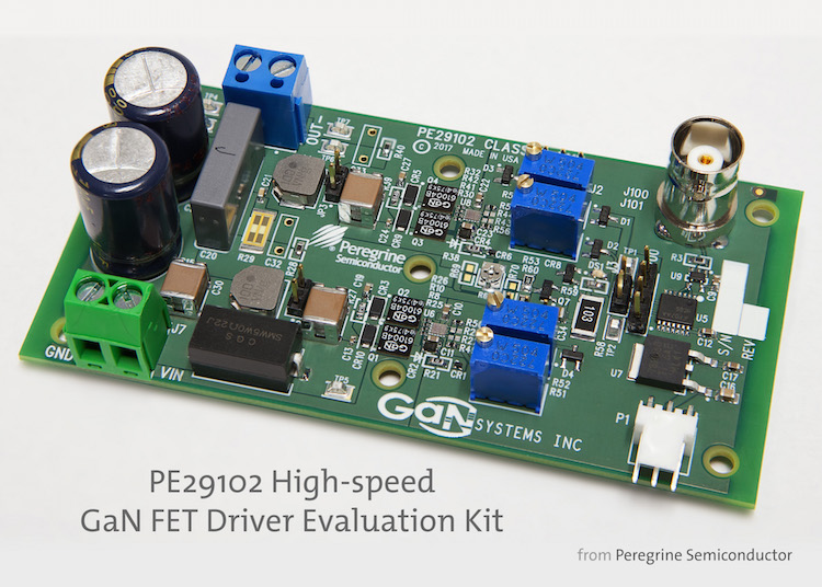 Peregrine's New FET Driver Brings Industry's Fastest Switching